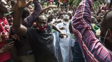 Guinea's opposition leader claims election victory
