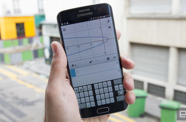 Test-approved app could kill off the graphing calculator