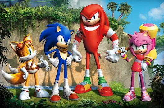 Joystiq Weekly: Sonic's scarf, The Banner Saga and heart-monitoring horror