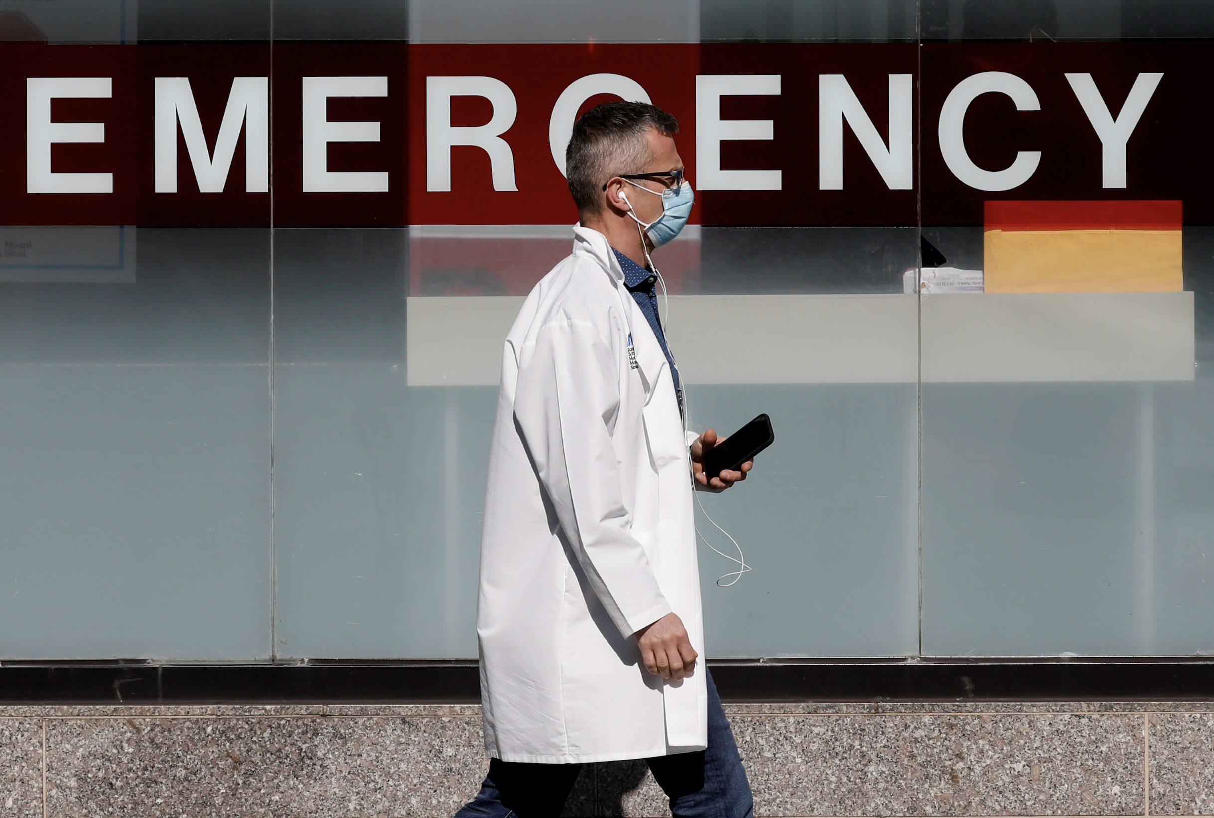 America's for-profit health system 'just does not work' in a pandemic