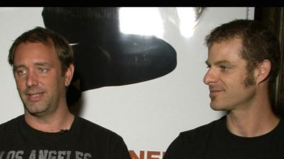 Trey Parker And Matt Stone Go On The Road With 'The Book Of Mormon'
