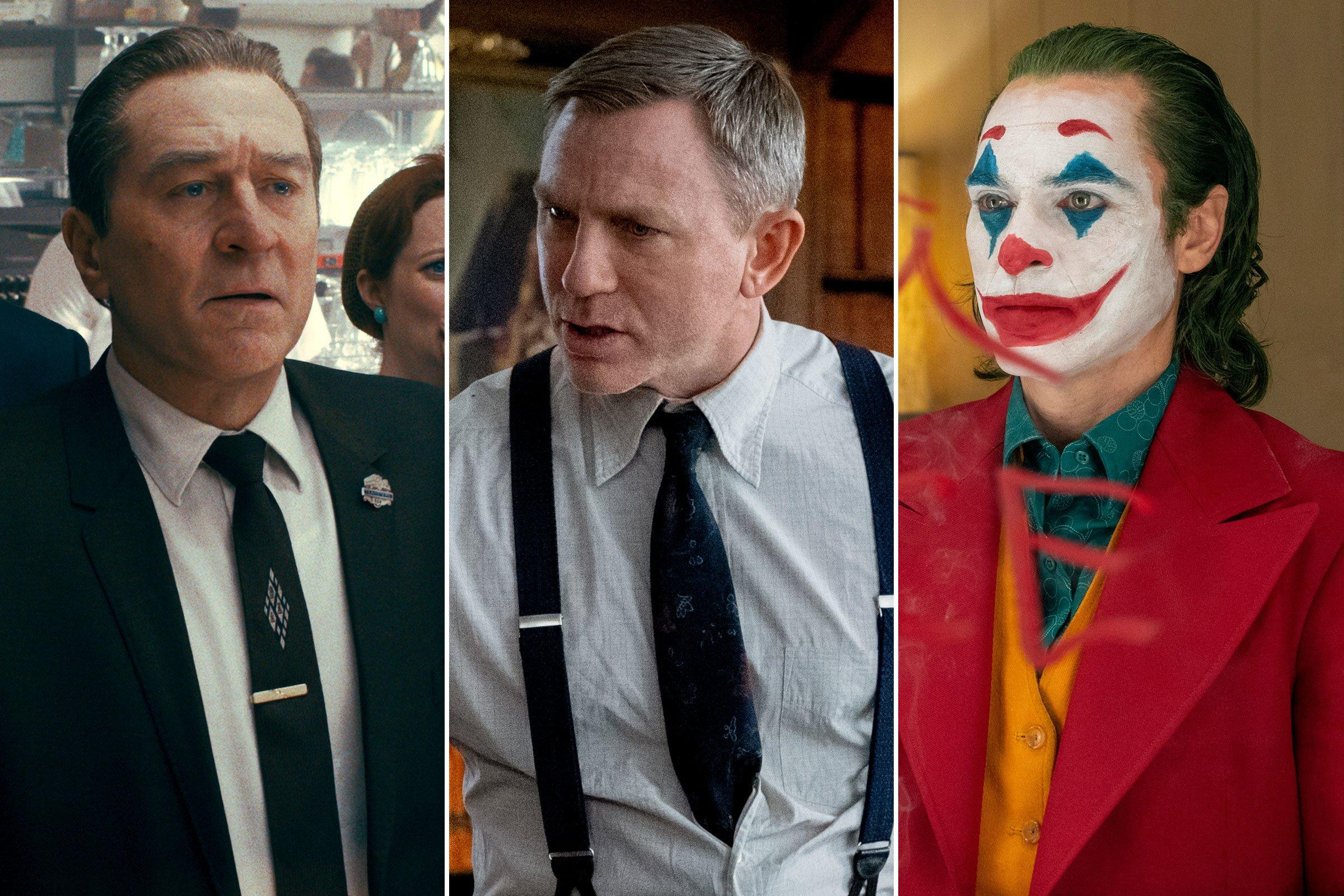 2020 Best Picture Nominees.Watch All 10 Trailers For The 2020 Golden Globes Best