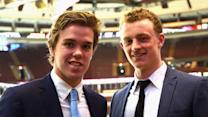 Catching up with McDavid and Eichel