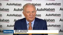 AutoNation CEO Sees Shift Towards Trucks and SUV's