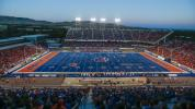 Sorry, geese, Boise's blue turf is NOT a lake