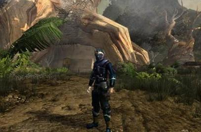 Alpha begins for The Repopulation, first day captured on video