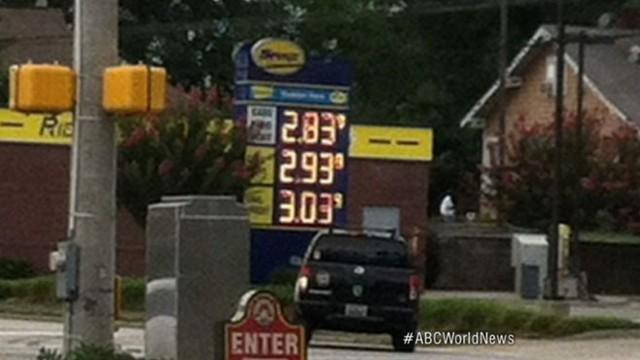 Gas Prices Drop to $3 or Less