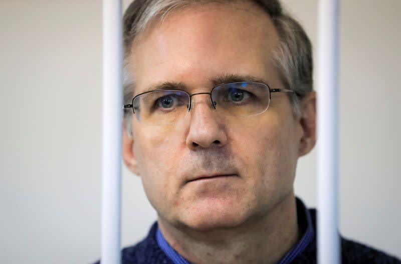 Russian Federation extends detention of Canadian-American Paul Whelan, accused of espionage