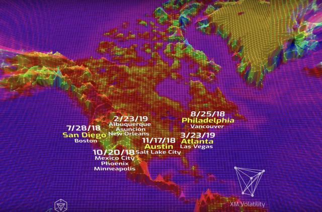 Niantic to host 48 real-life Ingress events around the world