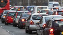 The most congested roads in the UK have been revealed - and they cost the economy £8bn a year