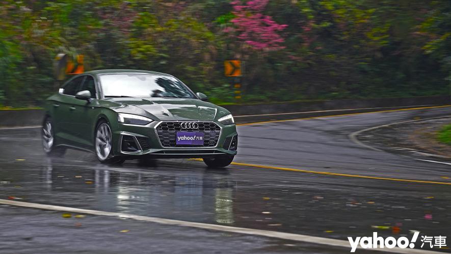 捉艷疾走!2021 Audi A5 Sportback 40 TFSI S line小改款試駕 - 15
