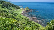 Japanische Stadt gibt Corona-Hilfsgelder für riesige Oktopus-Skulptur aus