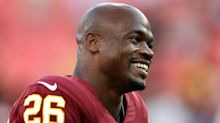 Adrian Peterson joining the Lions