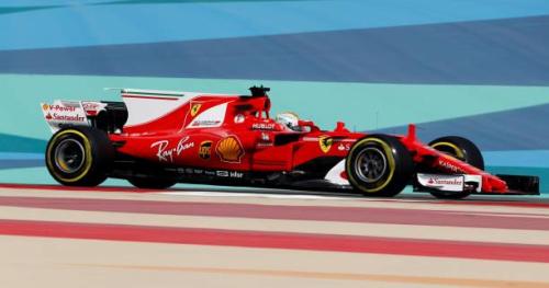 F1 - GP de Bahrein - Sebastian Vettel reste le plus rapide sur la deuxième séance d'essais libres à Bahreïn