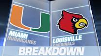 Louisville Wins 1st ACC Game in Return of Bobby Petrino