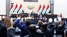 Iraq parliament in surprise vote to ban alcohol