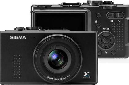 Sigma's DP1: a DSLR in a compact's body (almost) shipping this Spring