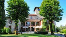 Il passato della dimora medievale vicino Como