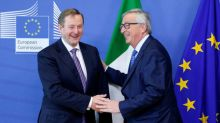 Juncker says to push for EU at different speeds