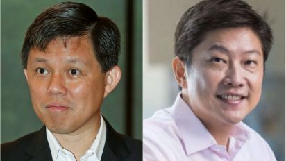 PM Lee asks Chan Chun Sing 'to return to the government', NTUC unveils changes at top