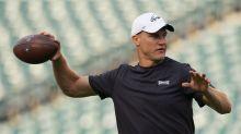 Houston Texans release 18-year veteran quarterback McCown