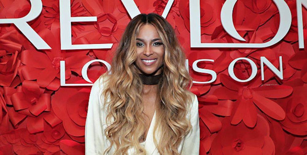 Ciara just rocked an all white silk jumpsuit and we can't get enough of this trend