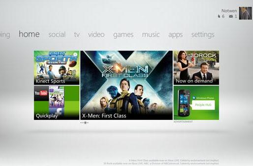 Xbox 360 Fall Dashboard update video leaks, tours Metro in silence