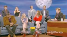 'Batman v Superman' Cast Gets Dirty on 'Conan'