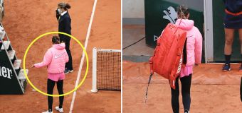 Uproar over 'ridiculous' French Open controversy