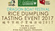 Get a bite of heritage at the Chinatown Rice Dumpling Tasting Festival