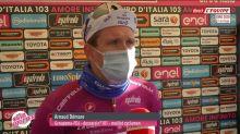 Cyclisme - Giro : Démare : «Match nul avec Sagan»