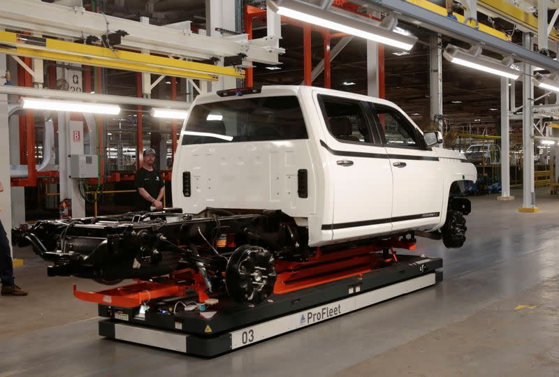 Lordstown Motors receives $400 million investment from hedge fund