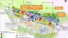 Chalice expands exploration drilling program at East Cadillac Gold Project after identifying 14 new high-priority targets
