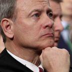 APNewsBreak: Roberts raps Trump for 'Obama judge' comment