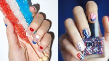 You're Going to Love These Gorgeous Fourth of July Manis