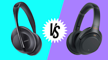 Bose vs. Sony: the essential face-off in noise-canceling headphones