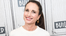 Andie MacDowell Opens Up About Being Nude in Her New Movie and 'Feeling Good About Herself'