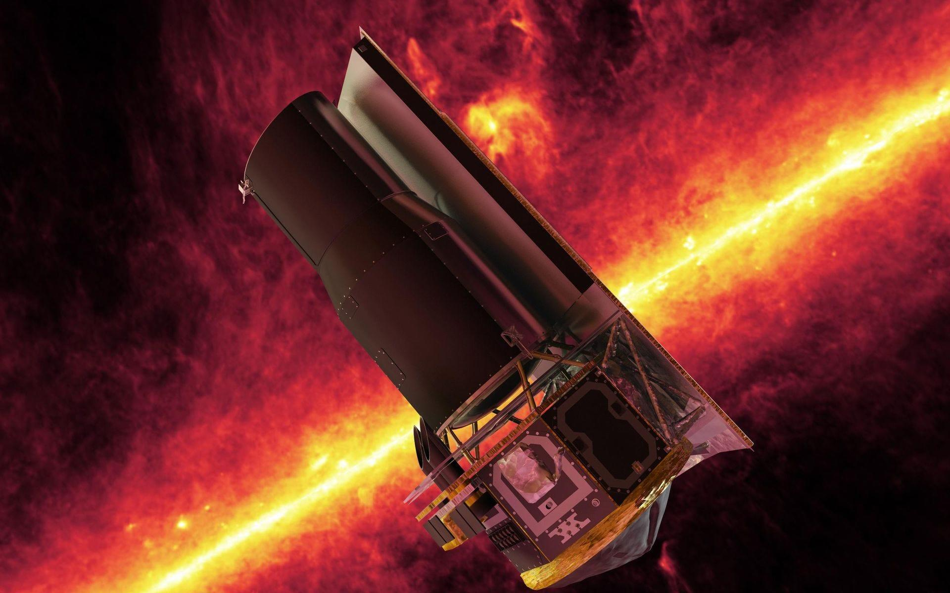 It 'lifted the cosmic veil on the universe:' NASA's Spitzer Space Telescope to be 'retired' on Thursday