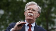 Trump: 'Mr. Tough Guy' Bolton made 'very big mistakes' before being fired