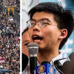 Hong Kong activist Joshua Wong vows to fight 'long term battle' after surprise release