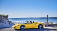 First Drive: Ferrari F8 Spider