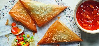 This Cheat's Vegetable Samosa Recipe Will Leave Kids Wanting More
