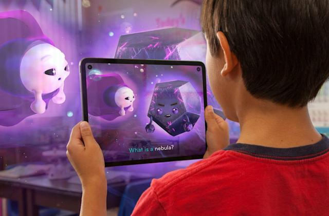 Wonderscope uses AR to teach literacy and tackle bullying