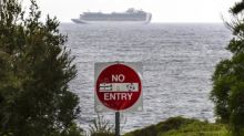 Two cruise ships agree to leave Australian waters as police raise hopes of resolving standoff
