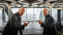 Mixed reviews for 'Fast & Furious Presents: Hobbs & Shaw' land online