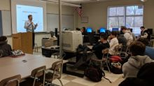 Financial Education Brought to Marblehead High School by Swett Wealth Management Group, UBS Financial Services Inc.
