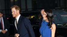 Meghan Markle steps out in Jason Wu, and the belly ruffles cause a stir