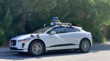 Waymo's self-driving Jaguar I-Pace vehicles are now testing on public roads
