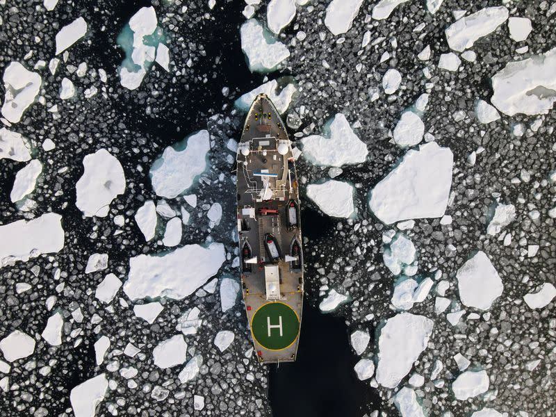 Arctic headache for ship insurers as routes open up