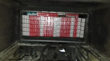 More than 3,000 cartons of duty-unpaid cigarettes uncovered in 2 vehicles at Tuas Checkpoint